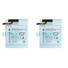 "2pcs/lot 4000mAh EB-BT230FBE Battery For Samsung Galaxy Tab Tablet 4 7.0 7"" T230 T231 T235 SM-T230 T230R SM-T230NU Batteries"