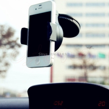 Universal Car Windshield Mount Holder Bracket For Cell Phone Mobile GPS PDA New -R179 Drop Shipping