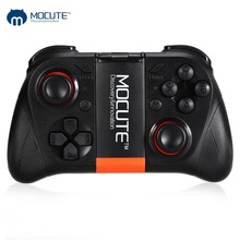MOCUTE 050 Bluetooth Gamepad Wireless Game Controller Joystick Game Pad Gamepad for Android Phone Videogame With Holder(China)