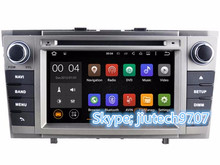 Android 5.1.1 Quad Core for toyota Avensis 2008 2009 2010 2011 2012 2013 2014 2015 car dvd player autoradio for toyota dvd playe
