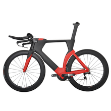 WINICE Aero triathlon bikes DI 2 Carbon Fiber TT01 Colorful painting 48/51/54/57cm Chinese Carbon tt frame 700c time trial frame(China)
