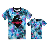 pink dolphin t shirts clothes men fashion short sleeve t shirts name brand Floral Leopard mens clothing summer