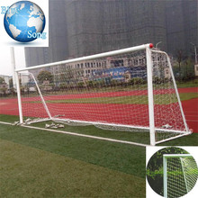 24x8 FT(7.3x2.4m) Football Soccer Goal Net 5-7-11 people Full Size Bulked elater Fiber Football necessity Sports Match Training(China)