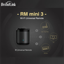 Buy Smart Home Automation Broadlink RM Mini3 Universal Intelligent WiFi/IR/4G Wireless Remote Controller Via IOS Android for $19.23 in AliExpress store
