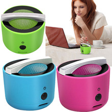 Portable Mini Bluetooth Speaker Wireless Super Bass Smart Speakers Handsfree With Mic FM Radio TF/SD Card  GD