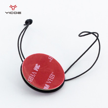 Buy 5pcs Safety Tether Strap + 3M Sticker Mount adhesive pad Gopro Hero 6 5 4 3 Go pro xiaomi yi 4k SJ4000 SJCAM Accessories for $3.52 in AliExpress store
