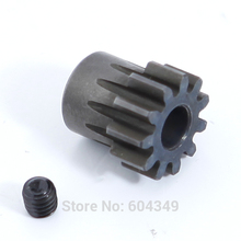 M1 11T -18T 5mm Shaft High strength Steel Pinion for 1/8 Car Motors R/C Hobby Motor Gear hobbywing HPI HSP TRAXXAS LRP FS BSD