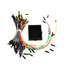, Solderless Breadboard Cable Jump Wires + SYB-170 Bread Board, breadboard kit(China)