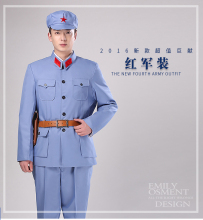 TV film drama uniform Chinese people's volunteers clothing Kuomintang army uniform police clothing Japanese military uniform 034(China)