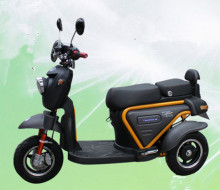 60v20Ah1500w-TZ-0003- electric scooter disabled tricycle(China)