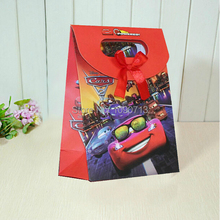 Free Shipping 5 X The Toys Paper Gift Bag Children Birthday Party Gifts Party Favor Accessories