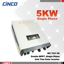 omniksol-5K-TL2 Grid tied inverter,5kw 220VAC 50HZ High efficiency power inverter connected the gird for solar power system
