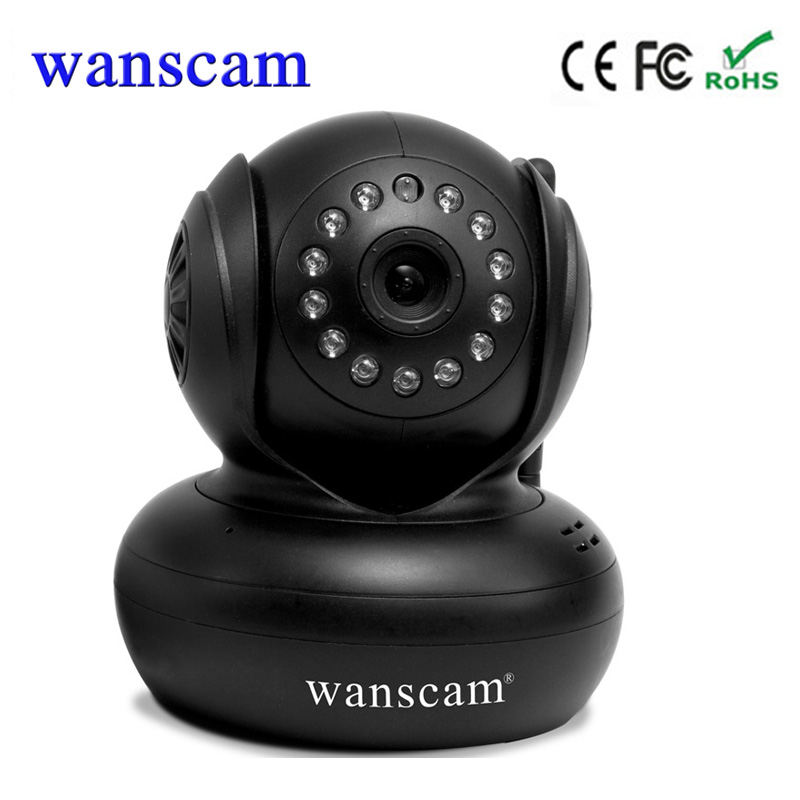Wanscam HW0021 P2P home wifi surveillance Camera Wireless Pan/Tilt Support TF card recording up to 128G<br>