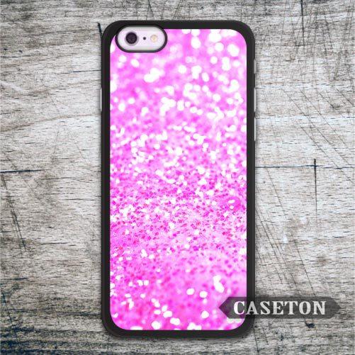 Pastel Pink Glitter font b Case b font For font b iPhone b font 7 6
