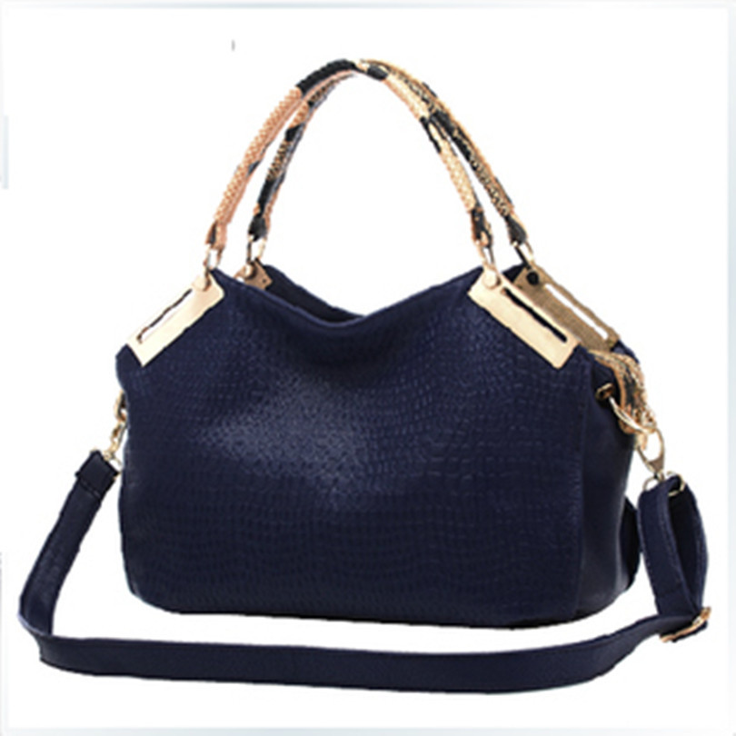 Fashion Handbags Leather Crossbody Bag Crocodile Pattern Clutch Bags For Women Messenger Bags Women Pu Leather Shoulder Bags <br><br>Aliexpress