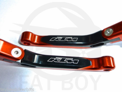 KTM 690 ENDURO R 2014-2015 BRAKE &amp; CLUTCH ORANGE FOLDING LEVERS RACE TRACK TS88<br><br>Aliexpress