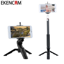 Buy EKENCAM Light weight Tripod GoPro Hero 6 5 4 3+ 3 5 Session SJCAM SJ4000 Tripod Stand Xiaomi Yi 4K DC DSLR SLR Cameras for $5.98 in AliExpress store