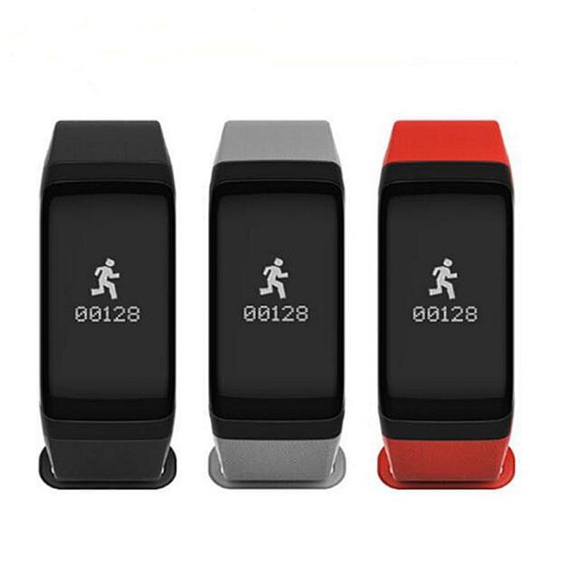 LUOKA-Fitness-Tracker-Wristband-Heart-Rate-Monitor-Smart-Band-F1-Smartband-Blood-Pressure-With-Pedometer-Bracelet