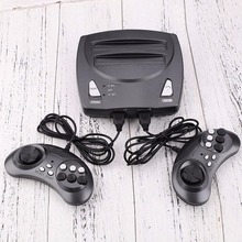 Original For NES For SEGA 2 in 1 Video Game Consoles Support Original Game Cards Professional Gamepad Game Controller Gift