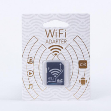 High Speed Micro SD SDHC MicroSD TF card adaptor WiFi SD Adapter for Cameras Photos Wirelessly to Phone Tablets