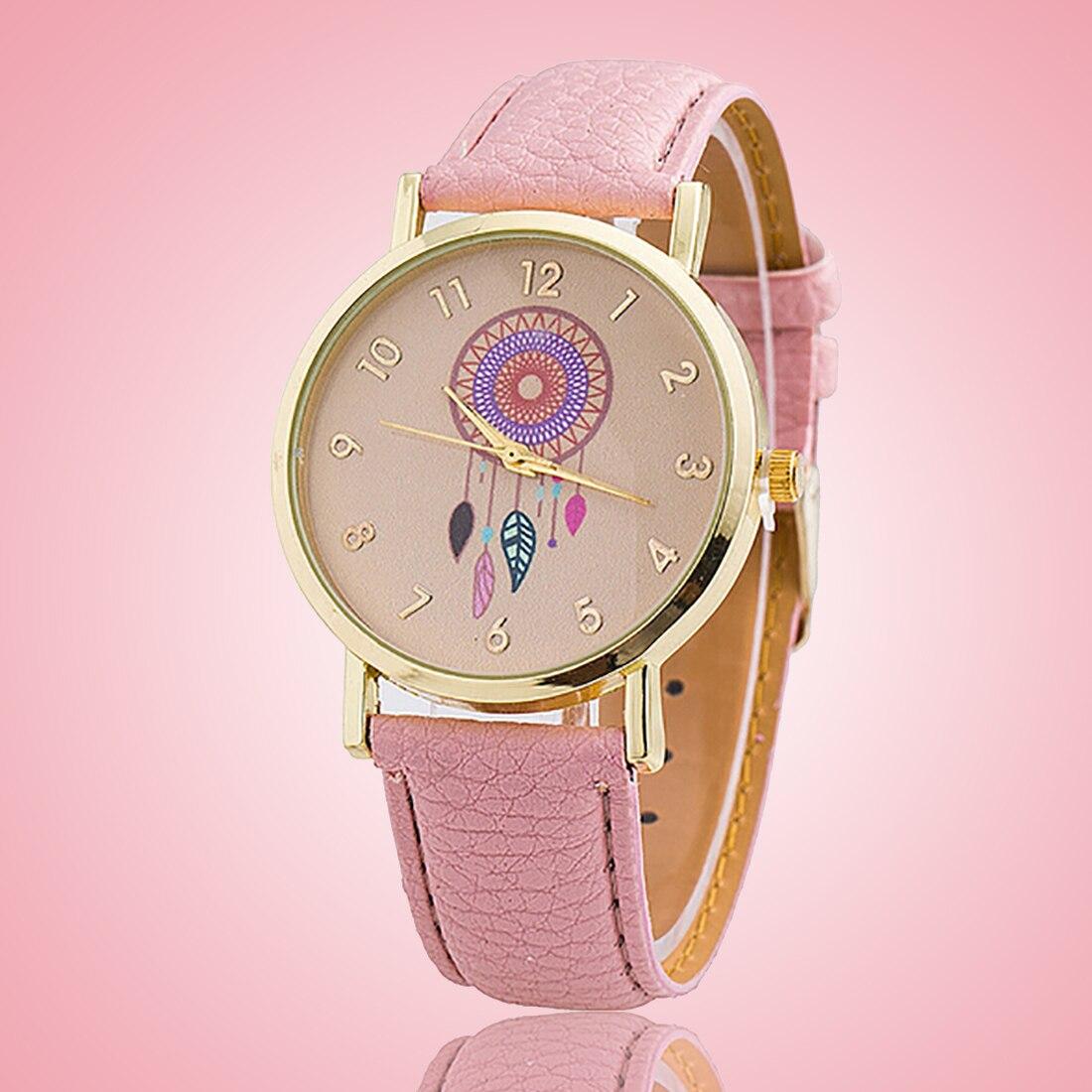 New Brand Women Watch Fashion Dreamcatcher Watch Ladies Quartz Watches relogio feminino<br><br>Aliexpress