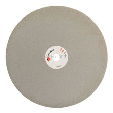 "8"" inch Grit 180 Diamond Grinding Disc Abrasive Wheel Coated Flat Lap Disk Lapidary Tools for Stone Jewelry Gems Glass Ceramic(China)"