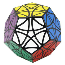 Megaminx Magic Cube Toy Spinner Hand Plastic Polymorph Brinquedos Learning Resources Cubos Magicos Puzzles For Children 80D0540