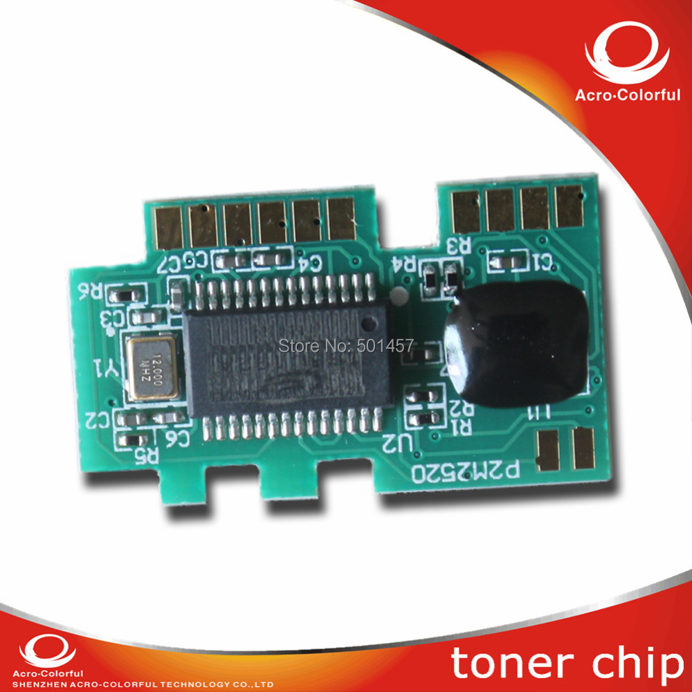 Compatible toner reset chip for Xerox Phaser 3020 WorkCent3025 printer cartridge chip US version<br><br>Aliexpress
