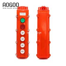 Pendant control stations promotion shop for promotional pendant cob 62a rainproof type 6 buttons 4 ways pushbutton switch pendant control station emergency stop switch up down 2 buttons 40uf aloadofball Choice Image