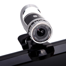 HD Webcam Camera USB 2.0 Camera 360 Degree 13 Megapixel Web Cam Support voice chat game video voice for Computer PC Laptop(China)