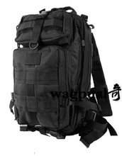 Outdoor climbing bag 1000D CS 3P tactical assault backpack pack attack tourist riding Backpack 35L