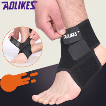 1PCS Ankle Protector Sports Ankle Support Elastic Ankle Brace Guard Foot Support Sports Gear Gym