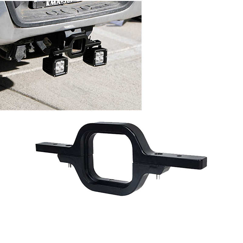 hitch hook up mirror