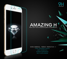 Tempered Glass For iPhone 4 4S 5 SE 5C 5S 6 6S Plus 6Plus 6SPlus 7 Plus Screen Protector Film Case(China)