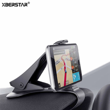 HUD Design Universal Car Dashboard Holder Stand Clip for Mobile Phone GPS PDA Car Phone Holder for iphone for Samsung