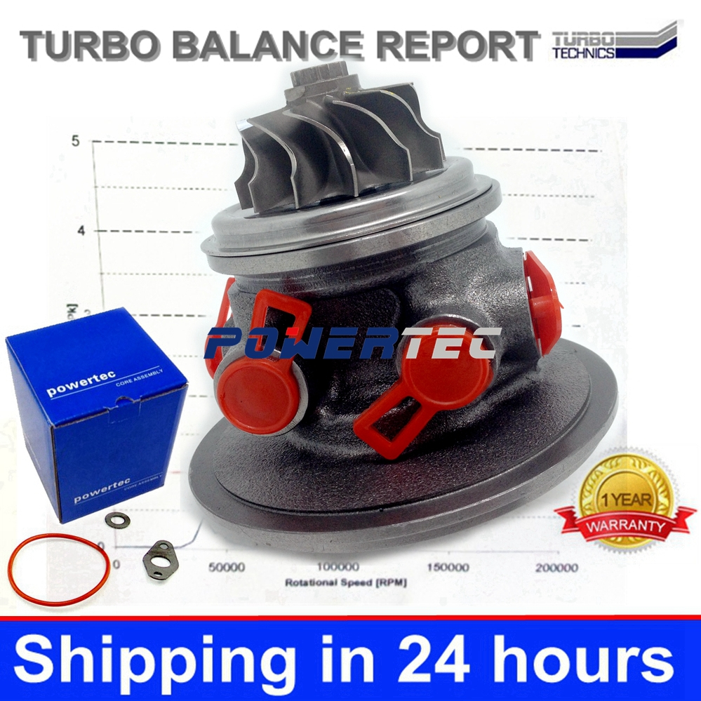 RHB5  turbocharger core cartridge VI95 8970385180 8970385181 CHRA turbo 860029 turbo charger for Opel Monterey A 3.1 TD 4JG2TC<br><br>Aliexpress