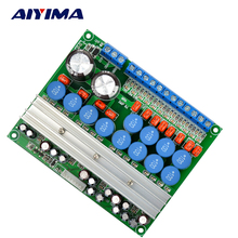 Aiyima Upgrade 5.1 TPA3116 Digital Power Amplifier Board 6 Channels 50W*4 100W*2(China)
