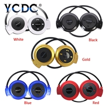 Cheap White Black Red Blue Casque Bluetooth Sans fil Sports Neckband Elastic Folded Stereo Wireless Bluetooth Headset Earphone(China)