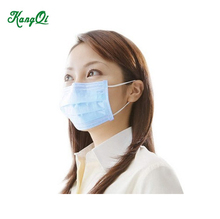 Hot Sale 30pcs Mask Respirator Nail Medical dental disposable Earloop Anti-Dust Face Surgical Masks Drop Shiping Wholesale(China)