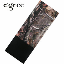 C.gree Multifunctional Magic Bandanas Wicking Warm Fleece Winter Thermal Windproof Outdoor Sports Cycling Mask Scarf Reversible(China)