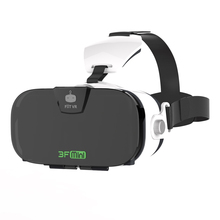 VR Virtual Reality Glasses 3D VR Glasses Headset Immersive Private 3D Cinema for 4.0-6.3 Inches Android iOS Smart Phones