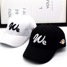 Wholesale custom fashion character 6 panel 1005 cotton twill 3D embroidery letter promotional baseball cap