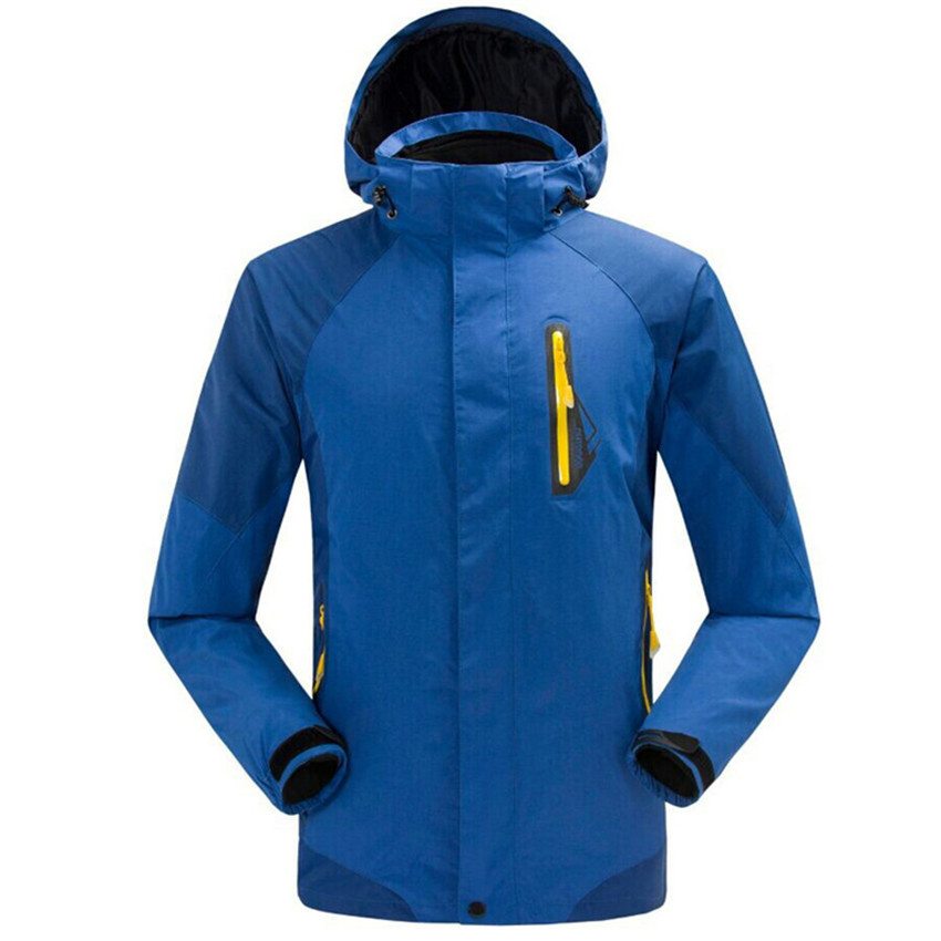 2016 Spring Autumn Male Camping Hiking jacket Breathable Waterproof Thin  Hooded Sports Coat Windbreaker  Mountaineering Camping<br><br>Aliexpress