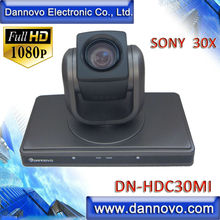DANNOVO HD-SDI Full HD 1080P 60 Video Conference Camera Sony 30x Optical Zoom,Support HD-SDI,DVI,HDMI,Ypbpr,SD AV Video Output