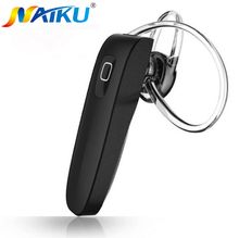 NAIKU New stereo headset bluetooth earphone headphone mini V4.0 wireless bluetooth handfree universal for all phone for iphone(China)