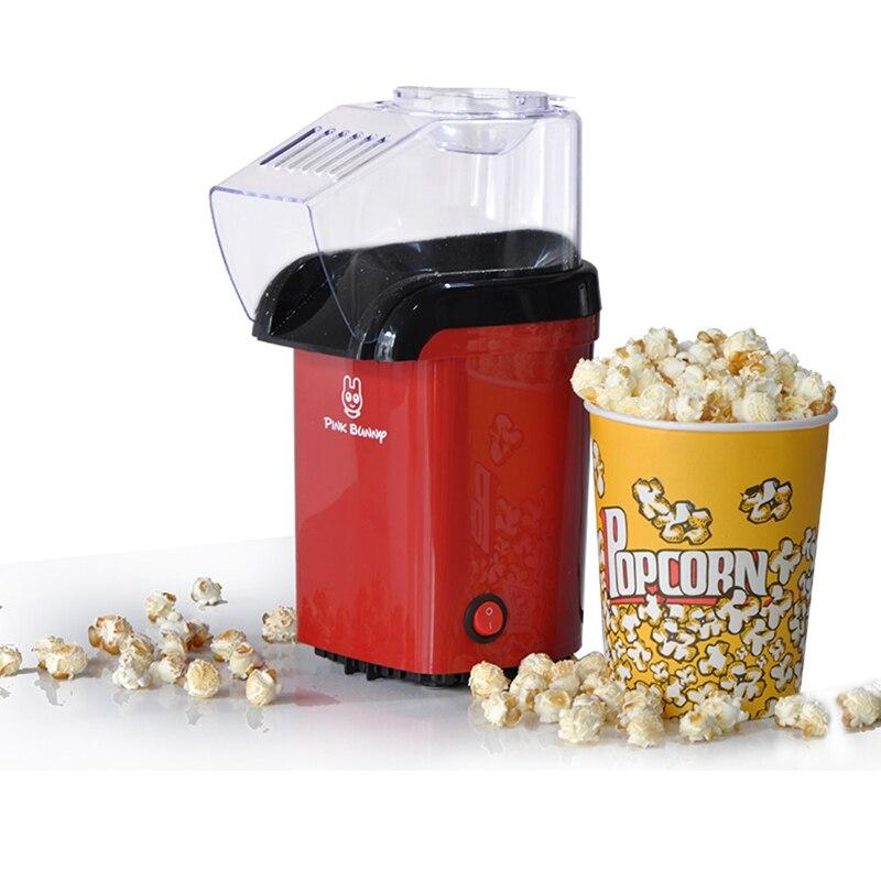 Mini Popcorn Maker Nostalgic Hot Air Popcorn Machine Household Popcorn Popper Electric mini popcorn makers<br><br>Aliexpress