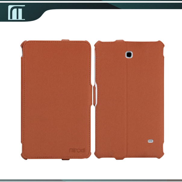 For Samsung Galaxy Tab 4 7.0 Business PU Leather Case 2 Stand Degree Smart Cover Case for Samsung T230 T231 T235<br><br>Aliexpress