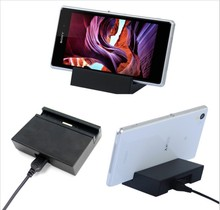 Trustworthy Magnetic Charging Dock Cradle Stand Charger For Sony Xperia Z1 ZU Z1S Z1 Compact mini Z2 Charger