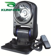 Cheap shipping ! 12V/35W auto HID spot/flood Light, HID off road light ,hid driving Light KF-2020+ 14months warranty