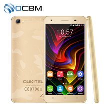 "In Stock Original Oukitel C5 Pro 4G LTE 2000mAh Mobile Phone MTK6737 Quad Core Android 6.0 5.0""HD 2GB RAM 16GB ROM 5.0MP GPS OTA"